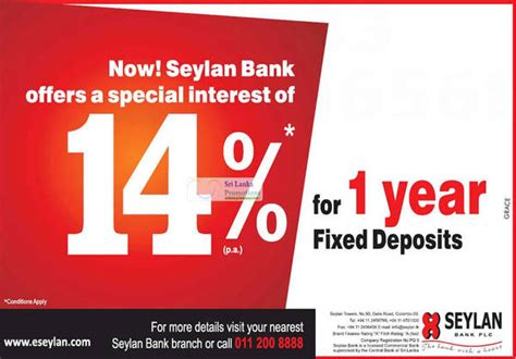 new year fixed deposit promotion seylan bank tagged posts may 2018 sri lanka promotions