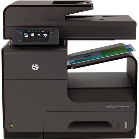 Printer Hp Officejet Pro X476dw hp officejet pro x476dw a4 multifunction printer