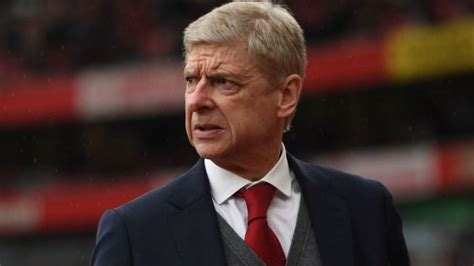 arsenal wenger i m done wenger to leave arsenal at the end of season