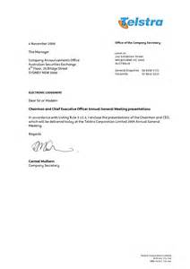 Formal Letter Template Nz Formal Letter Template Nz