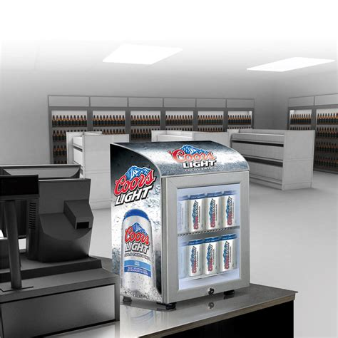 Coors Light Fridge Giveaway - pin coors light mini fridge giveaway at third base on main street in on pinterest