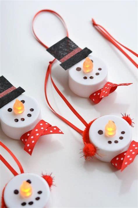 Teelichter Basteln Weihnachten by Best 25 Tea Lights Ideas On Tealight Snowman