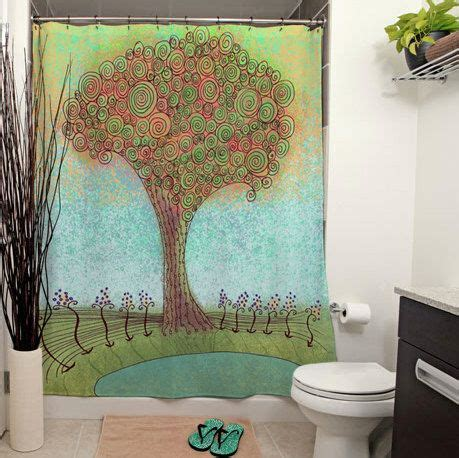 Arts And Crafts Shower Curtain by 345 Best Images About Shower Curtains Arts Craft Style