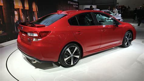 old subaru hatchback the new generation subaru impreza sedan and hatchback have