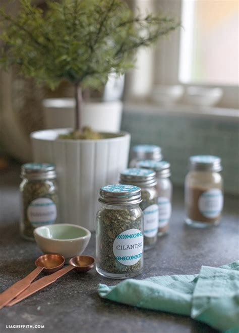 kitchen spice jar pantry organizing labels worldlabel blog pantry kitchen spice jar labels for your spring redo