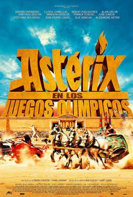 astrix y los juegos asterix en los juegos olimpicos