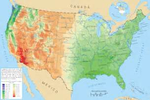 us map geography geography of the united states
