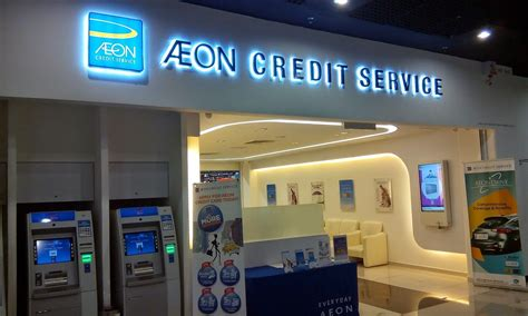 aeon credit aeon credit offers attractive dividend yields affin hwang