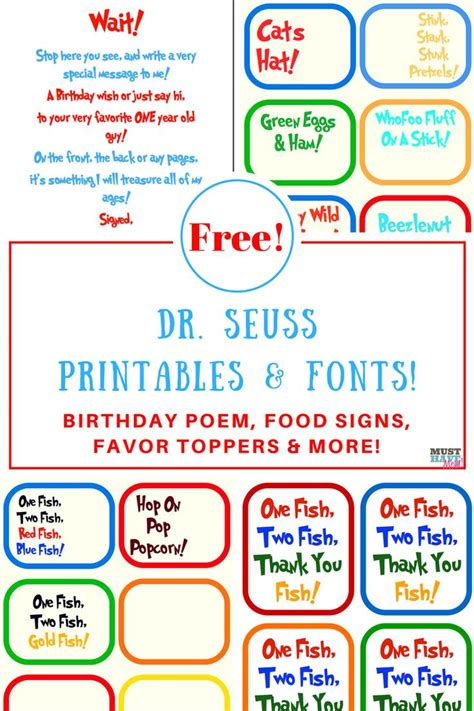 printable food fonts best 25 1st birthday poem ideas on pinterest baby