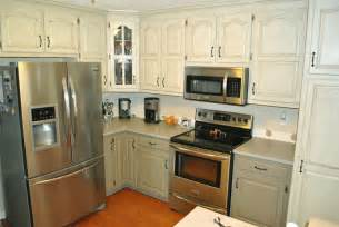 marvelous Two Tone Painted Kitchen Cabinets #1: Finished2.jpg