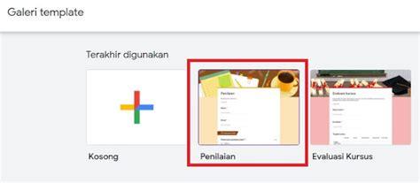 tutorial mudah membuat soal   google drive sampai