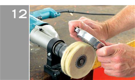 Metall Hochglanz Polieren metallteile polieren louis motorrad freizeit