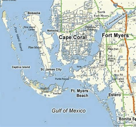 map of southwest florida thinking about florida learn about southwest fl real estate
