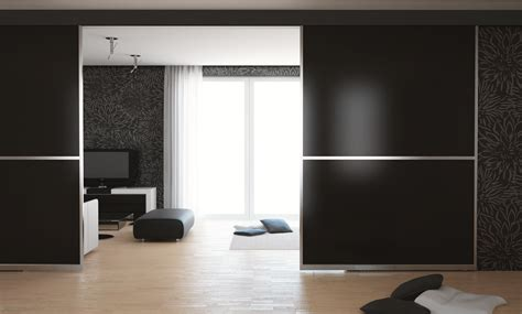 Ikea Sliding Doors Room Divider Furniture Cool Picture Of Bedroom Design And Decoration Using Black Glass Ikea Sliding Room