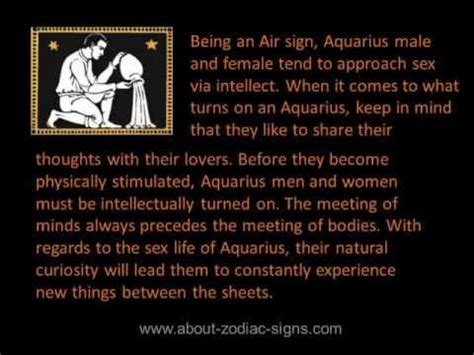 how to turn a man on in the bedroom aquarius turn ons how to seduce aquarius