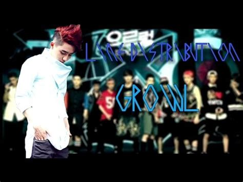 download mp3 exo xoxo chinese version exo growl chinese version line distribution youtube
