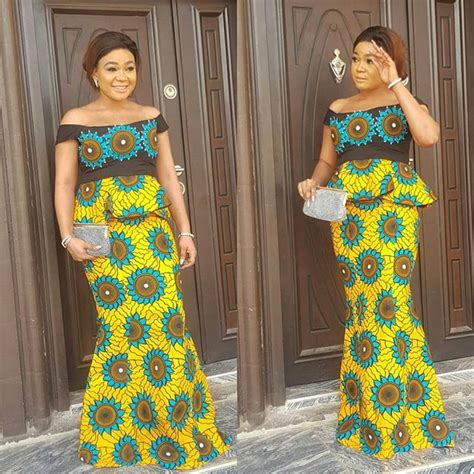 latest ankara peplon styles see these pictures of latest ankara peplum styles in 2018