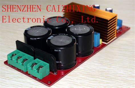 Power Class D Irs 2092 Kotak free shipping irs2092 class d lifier class d audio power lifier board 300w speaker