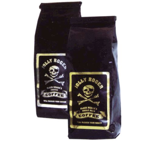 Pirate Coffe pirate coffee jolly roger