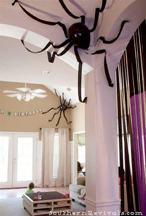 Home Decor Sites Cheap by 10 Decoraciones Para Halloween Que Puedes Hacer Con Globos