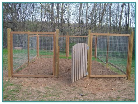 Garden Fence Ideas For Dogs Fencing Ideas For Dogs