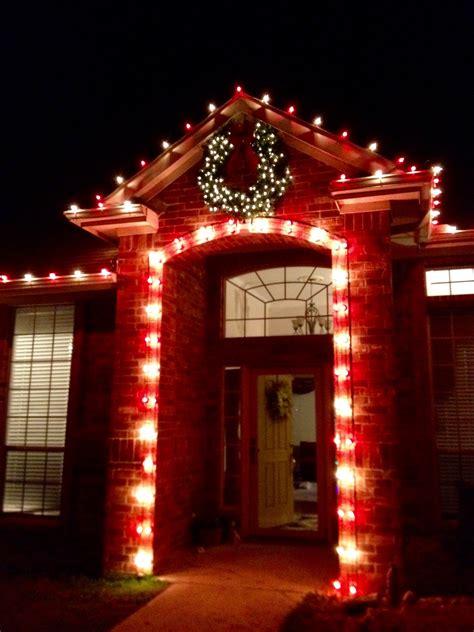frisco christmas lights installation