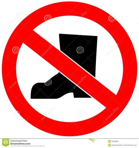 with no shoes no shoes royalty free stock photos image 12560608