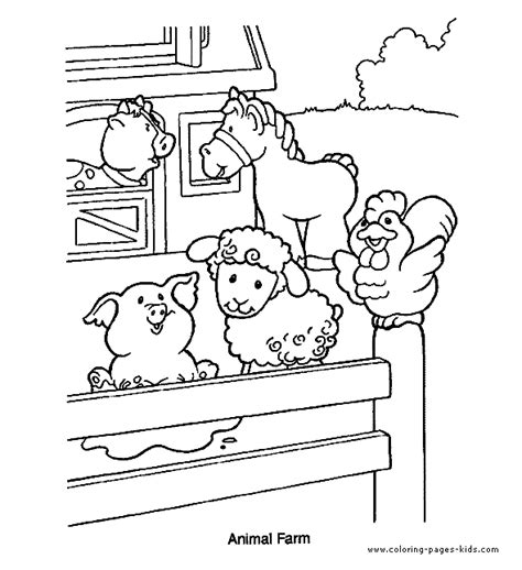 Fisher Price Color Page Coloring Pages For Kids Fisher Price Coloring Pages