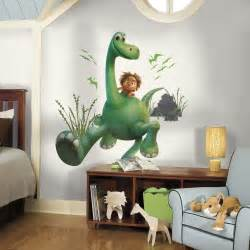 Ideal Decor Wall Murals The Good Dinosaur Arlo Big Wall Decals Spot Room Decor