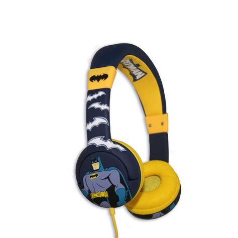 batman childrens  ear headphones  brave