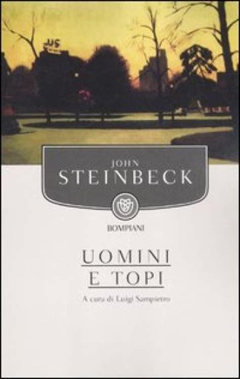 uomini e topi 8845282988 uomini e topi john steinbeck libro mondadori store