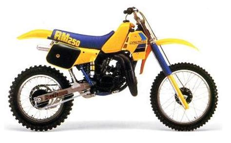 Used Suzuki Dirt Bike Parts Vintage Suzuki Dirt Bikes Age And Time Honoured