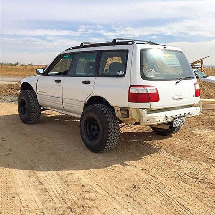 1999 subaru forester off road 64 best carros subaru forester images on pinterest