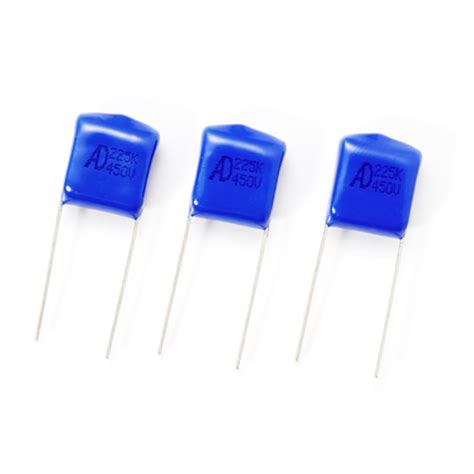 metalized polyester capacitor metallized polyester capacitor