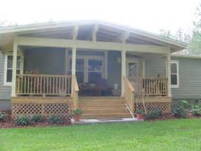 House Plans With Covered Porches Free Plans For Mobile Home Covered Porches Joy Studio