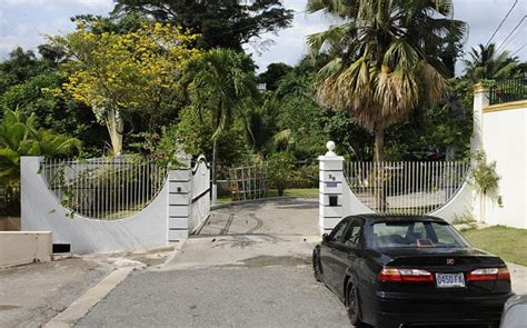 pictures of usain bolt house neighbours complain about noisy parties at usain bolt s house telegraph