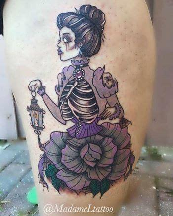 creepy tattoo designs 66 creepy spooky design ideas to show this