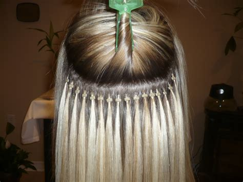how to put in bead extensions micro bead hair extensions for really hair hair weave
