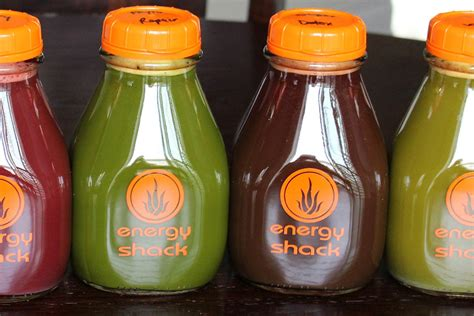 Detox Juice Bar by Detox Program Energy Shack Juice Bar