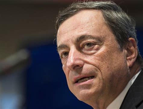 governatore della centrale europea bce stentano a decollare i prestiti agevolati per imprese