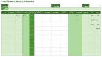 change log template project management doc 701810 project log template 7 free project log