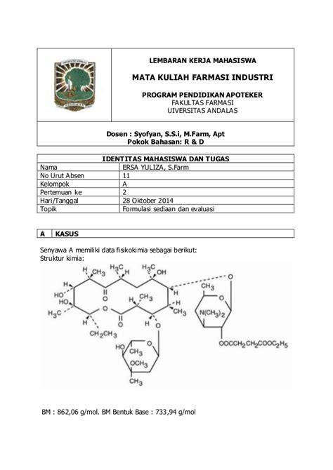 makalah perencanaan layout industri farmasi kasus 2 r n d industri farmasi merancang sediaan obat