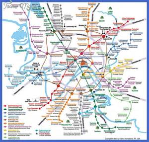 Metro Map Moscow English by Moscow Metro Map Map Travel Holiday Vacations