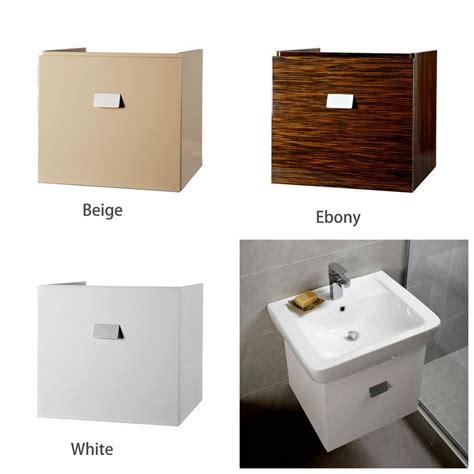 Square Vanity Unit origins square vanity unit with 550mm basin uk bathrooms