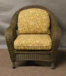 st 4 wicker seating set with rocker all about