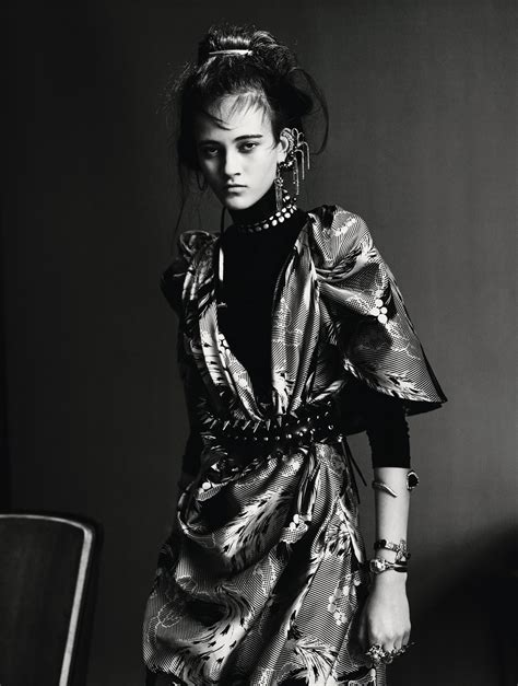 paolo roversi paolo roversi the shining for vogue uk september 2015