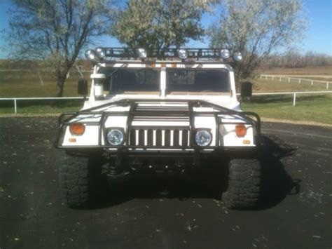 Sale Boots Original Hummer Pluto Limited sell used 1993 h1 hummer limited edition in craig colorado united states