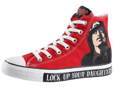 Harga Converse X Ac Dc ac dc x converse chuck all collection