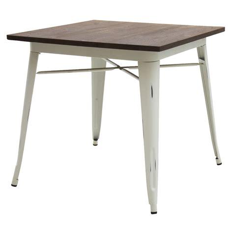 piano tavolo legno tavolo moderno quadrato piano legno bianco anticato