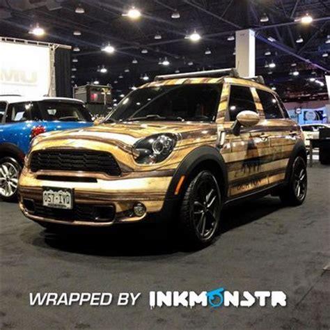 boat wraps memphis tn denver auto show wood grain car wrap for burton